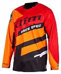 Джерси / Race Spec Jersey 2X High Risk Red