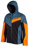Кофта с капюшоном / Transition Hoodie 3X Strike Orange