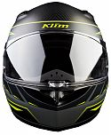 Шлем / K1R KARBON FULL FACE SM Raw Matte Black